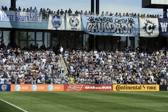 MLS: Columbus Crew at Sporting KC